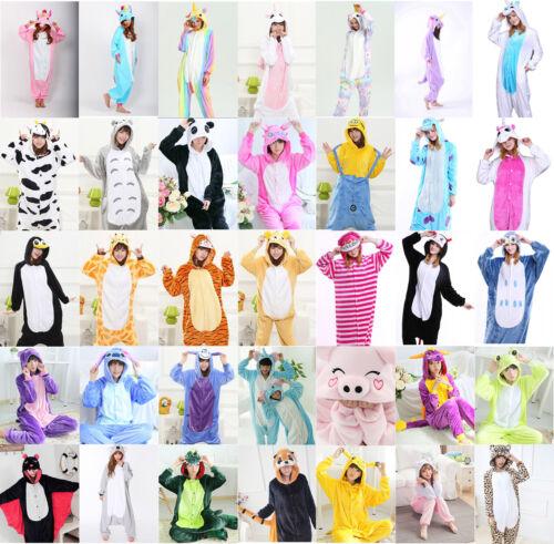 pyjama licorne pyjama licorne adulte kigurumi combinaison animaux unicorn onesie eur 15 33. Black Bedroom Furniture Sets. Home Design Ideas