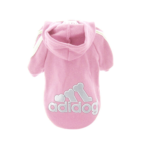 Small Cute Pet Dog Cat Clothes Puppy Warm Sweater Hoodie Coat Costume Apparel 9