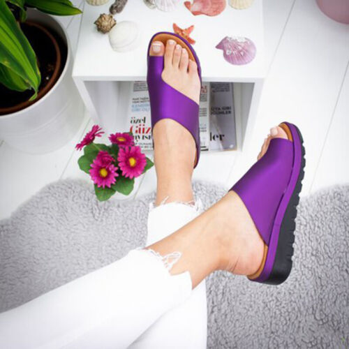 BESTWalk Orthopedic Premium Toe Corrector Sandals 8