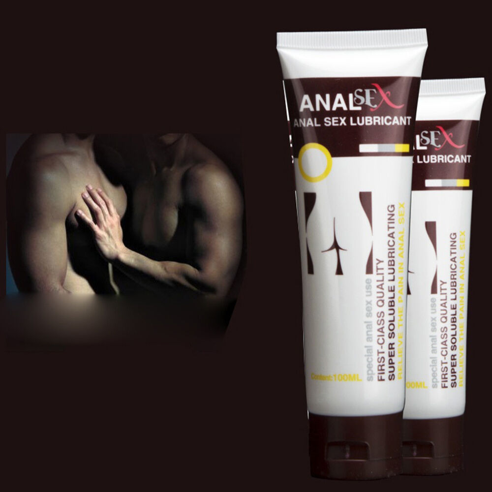 Anti-pain Water-based Lubricant Body Massage Sex Vaginal Anal Lube Seraphic 7