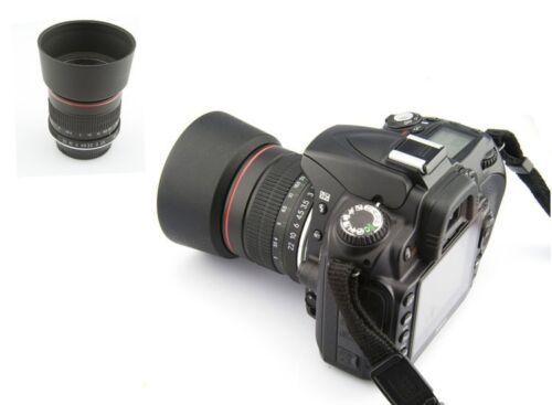 JINTU 85MM II F/1 8 Portrait Lens for Canon EOS 760D 750D 77D 650D 600D  550D 80D