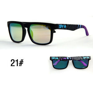 Stylish SPY1 22 Colors Ken Block Cycling Outdoor Sports Sunglasses Shades UV400 12