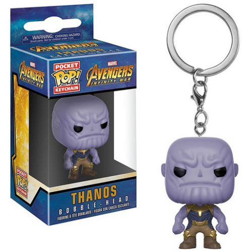 Funko Pop Tascabile Groot, Hulkbuster, Thanos, Daenerys Vinile Personaggio