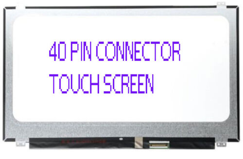 "XM93H 0XM93H DELL N156BGN-E41 15.6/"" TOUCH LED LCD Screen Panel HD 1366x768 FAST!"