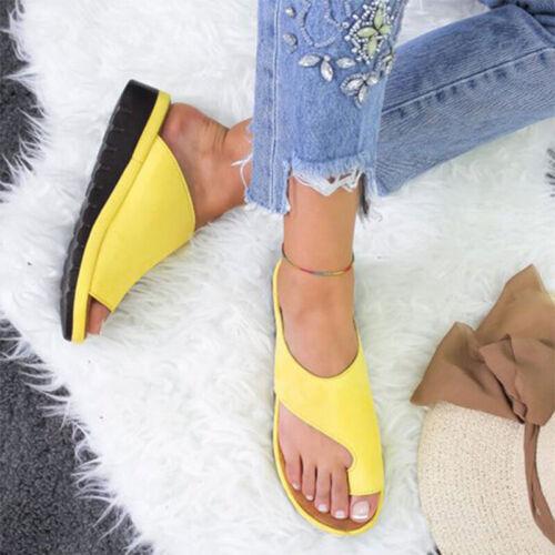 BESTWalk Orthopedic Premium Toe Corrector Sandals 7