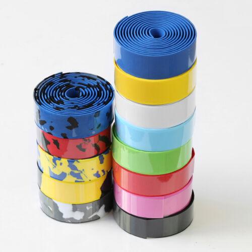 2X MTB Bike Cycling Road Sport Gym Bicycle Cork Handlebar Rubber Tape Wrap+2 Bar 7