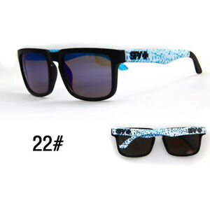 Stylish SPY1 22 Colors Ken Block Cycling Outdoor Sports Sunglasses Shades UV400 10