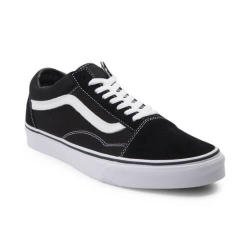 VAN-S1 Skool Damen Herren Canvas Sneaker Freizeitschuhe Skate Schuhe niedrig!!! 6
