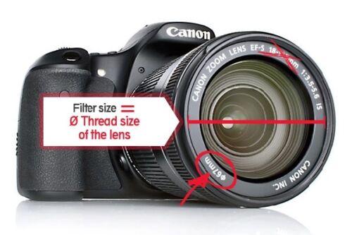 HOYA HMC UV(C) Camera Lens Filter Slim Digital Camera 52/55/58/62/67/72/77/82 mm 4