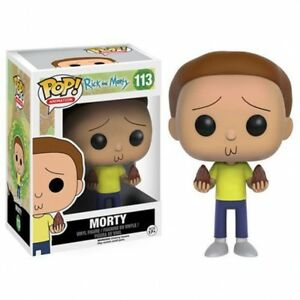 New Limited Editio Funko Pop Rick And Morty Vinyl Action Figure Toy Kids Gift UK 5