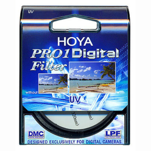 Hoya 49mm/52/55/58/62 Pro1 UV DMC LP Digital Filter Multicoated Pro 1D ~ Genuine 2