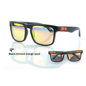 Stylish SPY1 22 Colors Ken Block Cycling Outdoor Sports Sunglasses Shades UV400 8