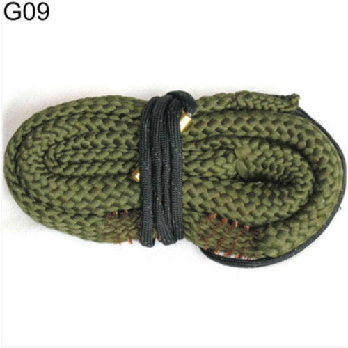 Gun Bore Snake String Cleaner Cleaning Calibre Borebrush Hunting Acces Kit New 10