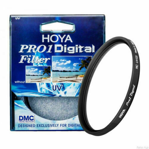 Hoya 49mm/52/55/58/62 Pro1 UV DMC LP Digital Filter Multicoated Pro 1D ~ Genuine 4