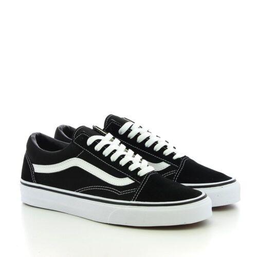 VAN-S1 Skool Damen Herren Canvas Sneaker Freizeitschuhe Skate Schuhe niedrig!!! 3