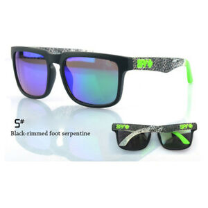 Stylish SPY1 22 Colors Ken Block Cycling Outdoor Sports Sunglasses Shades UV400 9