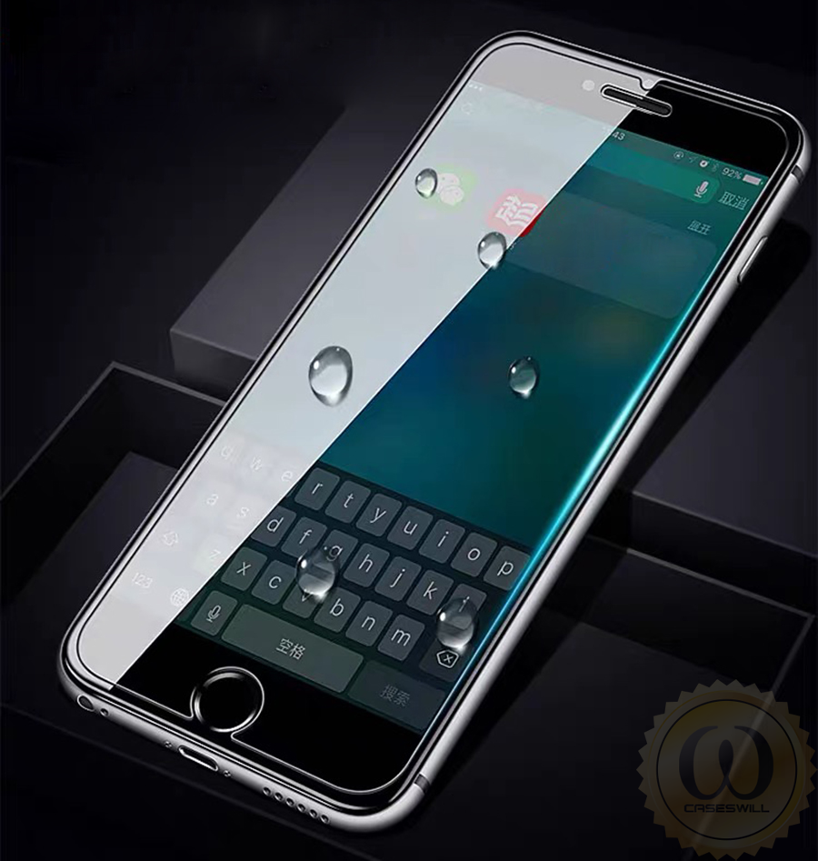 For iPhone 11 Pro X XS MAX XR 8 7 6 + Screen Protector Tempered Glass Protection 7