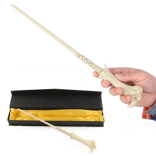 1Pc Harry Potter Magic Wand Hermione Dumbledore Sirius Voldemort Fleur Fan Gift 7