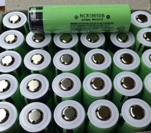 wholesale Panasonic Protected NCR18650B 3400mAh Li-ion PCB Battery Made in Japan