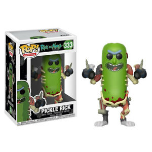 New Limited Editio Funko Pop Rick And Morty Vinyl Action Figure Toy Kids Gift UK 3