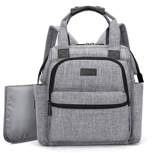 Nappy Yummy Mummy Changing Maternity Baby Bag Backpack Diaper Multifunctional UK