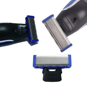 Micro Touch SOLO Rechargeable Trimmer Razor Shaver Edges Men W/ 3 PCS Combs Gift 4
