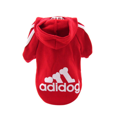 Small Cute Pet Dog Cat Clothes Puppy Warm Sweater Hoodie Coat Costume Apparel 7